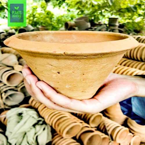 Clay Pots : Mud pot Small Size
